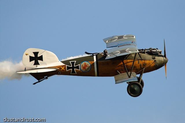 Old Rhinebeck Aerodrome 2008 - Albatross D.Va
