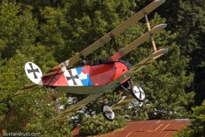 Fokker Dr.I Banking