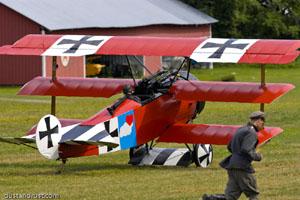 Fokker Dr.I Taxi
