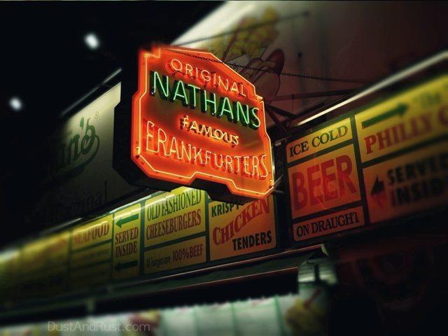 Coney Island Nathans