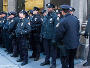 NYPD Roll Call