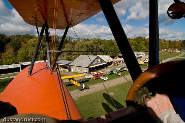Old Rhinebeck Airfield - Tokina 12-24 - Nikon D200