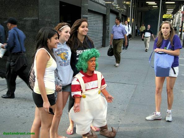 Oompa-Loompa in NYC