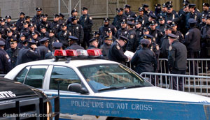 Police Line: Do Not Cross