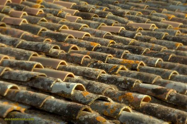 Tuscan Terracotta Roof