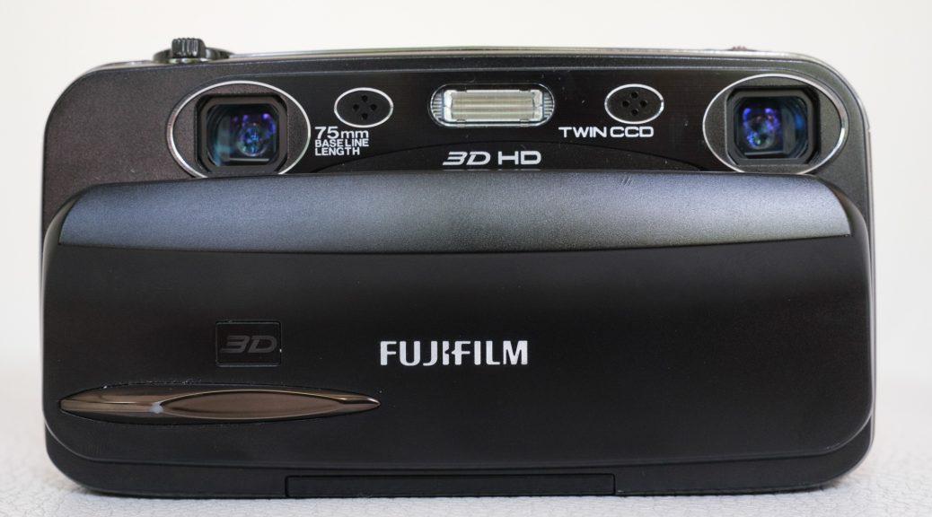 FujiFilm W3 3D