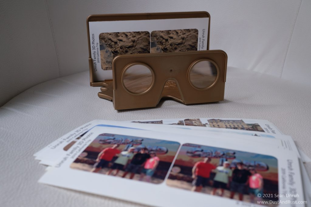 Owl Viewer and Stereo Cards