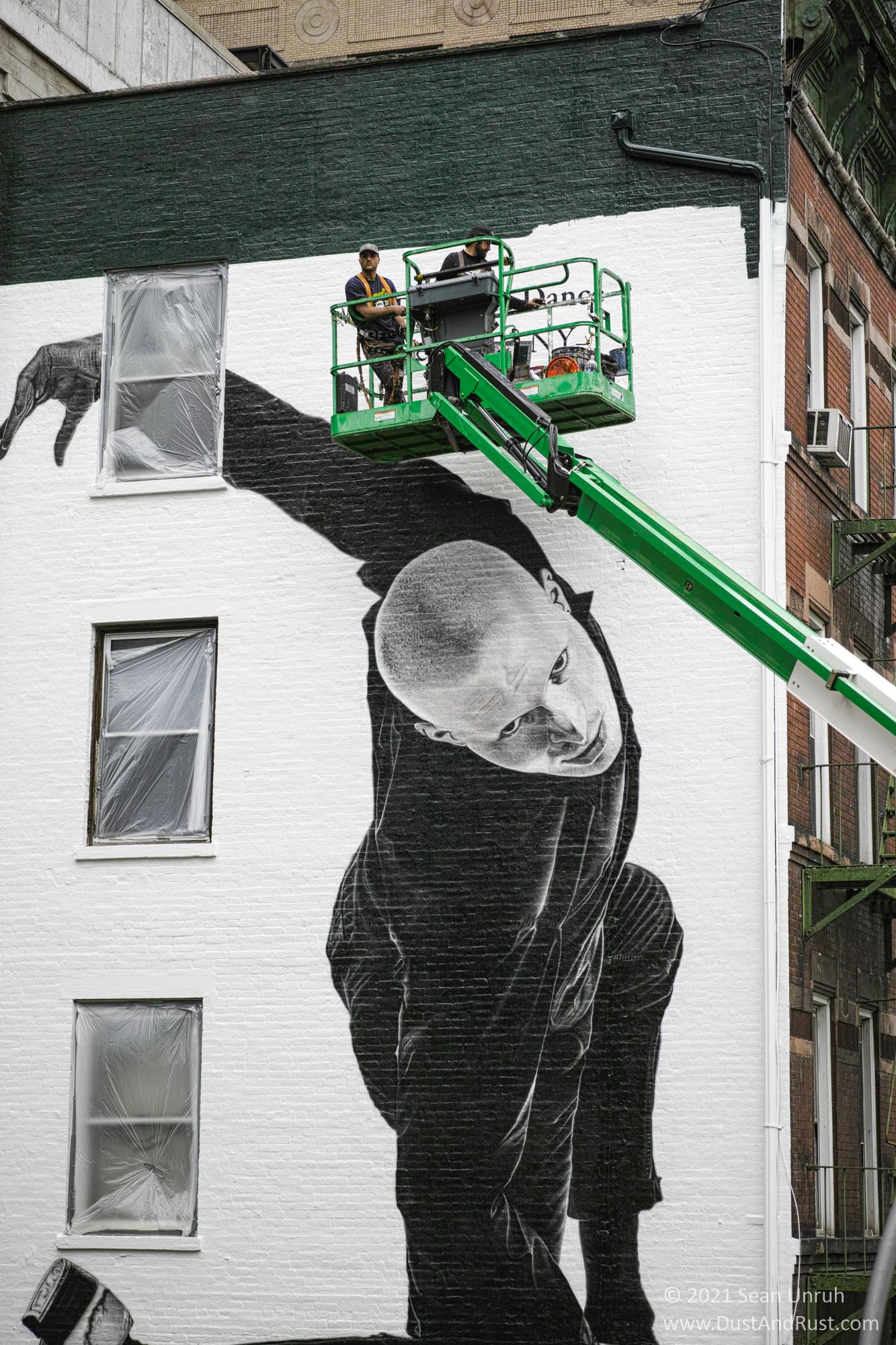 NYC Mural